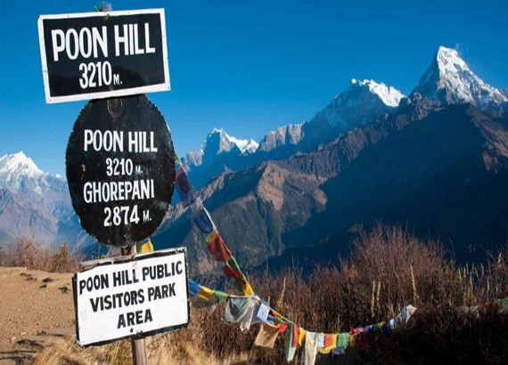 Annapurna Poonhill Luxury trek