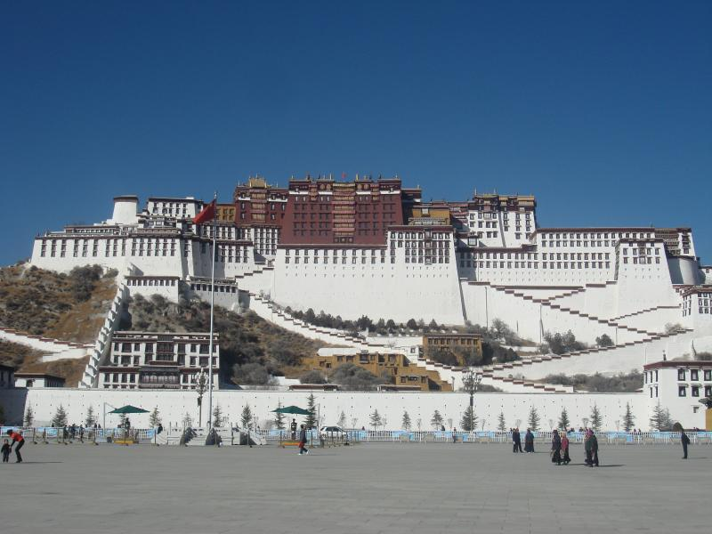 windows of tibet tour  days