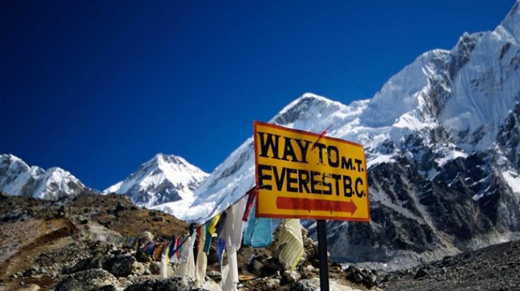 days everest base camp trek tour
