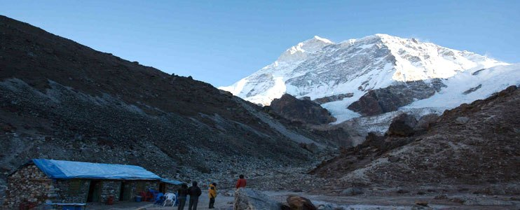 Makalu Base Camp pic