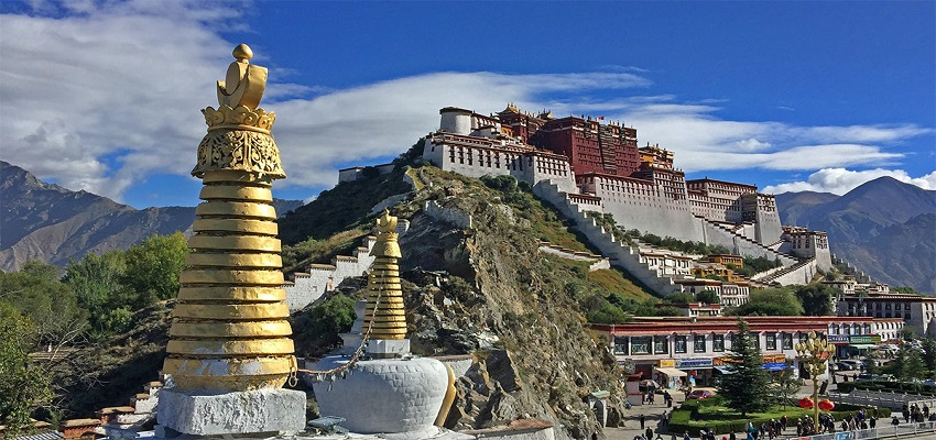 Tibet Travel Potala x