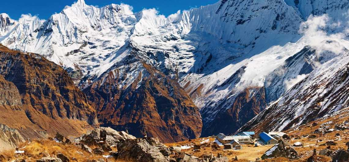annapurna base camp  x