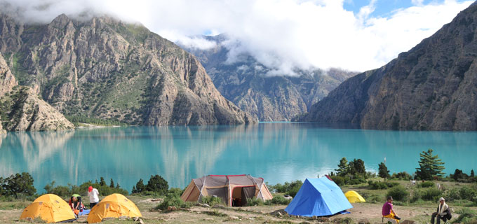 lower dolpa trekking pic