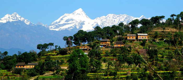 nagarkot mountain pic